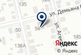 «Церковь Евангельских Христиан Баптистов» на Yandex карте