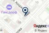 «Отдел по Надзору за Нефтедобычей Ростехнадзора по Тюменской области» на Yandex карте
