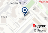 «Апартаменты бизнес отель 72» на Yandex карте