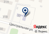 «Солнышко детский сад МДОУ» на Yandex карте