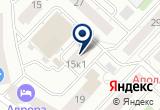 «Студия дизайна Fresh» на Yandex карте