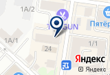 «Строительная фирма Стандарт» на Yandex карте