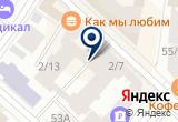«ИК Олимп» на Yandex карте