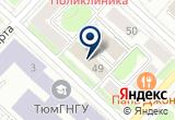 «Избирательная комиссия Тюменской области» на Yandex карте