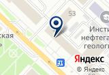 «Территориальый фонд геологической информации Уральского Федерального округа» на Yandex карте