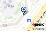«Венец» на Yandex карте