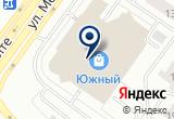 «Южный Торговый центр» на Yandex карте