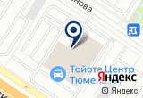 «Интернет Динамика» на Yandex карте