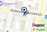 «Тюменский фонд культурного и духовного наследия Но» на Yandex карте