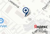 «Тюменьгорсвет» на Yandex карте