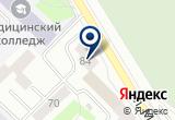 «Принцип - Тюмень» на Yandex карте