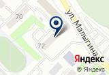 «Биц» на Yandex карте