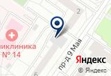 «Контакт-Центр 44-44-44» на Yandex карте