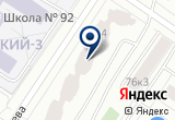 «Детский развивающий центр Пуговка» на Yandex карте