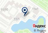 «Техпромсервис» на Yandex карте