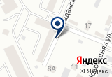 «Услуги микроавтобусов» на Yandex карте
