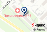 «Ммлп городская поликлиника №6» на Yandex карте