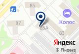 «Колеса72» на Yandex карте
