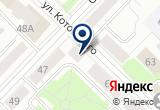 «Виктория» на Yandex карте