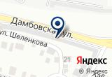 «Металлист гаражный кооператив» на Yandex карте