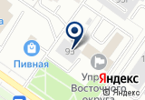 «Блюз» на Yandex карте