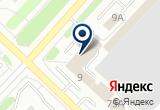 «Мегаполис» на Yandex карте