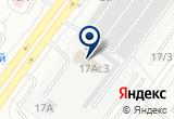 «Инноград» на Yandex карте