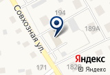 «ЗАВОДОУКОВСКОЕ ДРСУ» на Яндекс карте