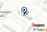 «ФУНДАМЕНТ ОАО» на Яндекс карте