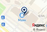 «Курочка рядом» на Яндекс карте