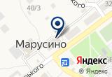 «Обское» на Яндекс карте
