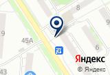«Киоск по продаже мороженого» на Яндекс карте