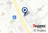 «Сибирский Лес» на Яндекс карте