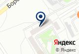 «Банк Левобережный» на Яндекс карте