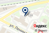 «Радуга-Инвест» на Яндекс карте