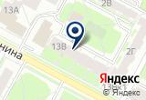 «АЛКОС-комфорт» на Яндекс карте