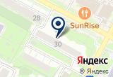 «Одежда для окон» на Яндекс карте
