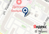 «Мэтр» на Яндекс карте