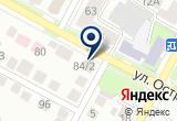 «Мемориальная компания ветеранов» на Яндекс карте