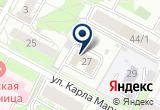 «Юнона» на Яндекс карте