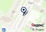 «АльбатросКруиз» на Яндекс карте