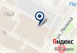 «ТехМаш» на Яндекс карте