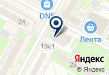 «Электра» на Яндекс карте