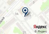 «Стандарт» на Яндекс карте