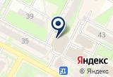 «Адорно» на Яндекс карте