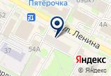 «Secret» на Яндекс карте