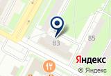 «Стиль Либерти» на Яндекс карте