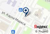 «Любава» на Яндекс карте