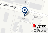 «ПромФактор» на Яндекс карте