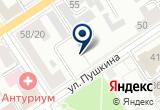«TripAgency» на Яндекс карте